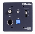 Clear-Com 4-Channel Remote Headset Station - HB-704