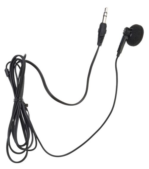 Clear-Com Monaural IFB Talent Earphone used with TR-50 - TS-1