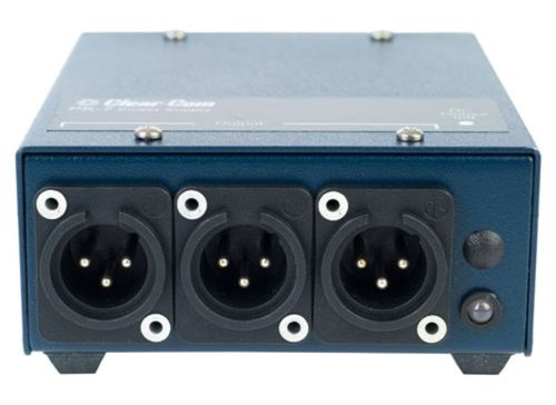 Clear-Com Single-Channel 0.4 Amp Portable Power Supply - PK-7