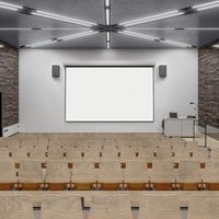 Draper Acumen™ XL E Series Large Electric Projection Screens