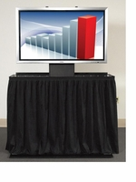 "Draper Flatscreen Lift/Case Combo For Displays 50"" to 65"""