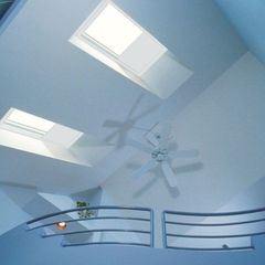 Draper Skylight Motorized FlexShade®