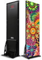"EIKI 78"" Floor-Standing Digital Signage Display - IP19C"