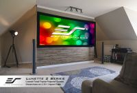 Elite Screens LunetteAcousticPro1080P3 Series Screens