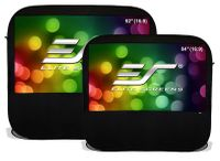"""Elite Screens Yard Master 2 Rear 84"""" Front Projection Screen, WraithVeil™ Fabric - OMS90HR3"""
