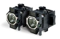 Epson Genuine PowerLite Pro Z8000WUNL, Z8050WNL Projector Replacement Lamp (TWIN PACK) - ELPLP52 / V13H010L52