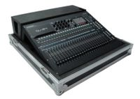Gator Cases ATA Wood Flight Case for Allen & Heath QU24 Mixing Console with Doghouse Design - G-TOURQU24