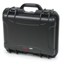 "Gator Cases Black waterproof injection molded case with interior dimensions of 15"" x 10.5"" x 6.2"". NO FOAM - GU-1510-06-WPNF"