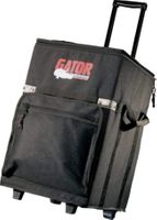 "Gator Cases Cargo Case w/ Lift-Out Tray, Wheels, Retractable Handle; 13.5""X12.75""X14"" Int. - GX-20"