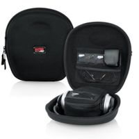 Gator Cases EVA Foam Shell Carrying Case for Most Micro Recorders, Headphones, & Accessories - G-MICRO PACK