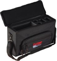 Gator Cases Padded Bag for 2 Wireless Mic Systems - GM-2W