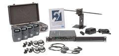 Listen Technologies Listen Ultimate Level III Stationary RF System (72 MHz) - LS-52-072