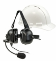 Listen Technologies ListenTALK Headset 5 (Over Ears Industrial w/Boom Mic) - LA-455