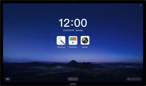 """MaxHub 110"""" All-in-One LED Display - LM110M07"""