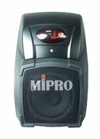 MiPro 30-Watt (rms) ACT 100-channel PA System (no wireless mic included) 6A - MA-101ACT 6A