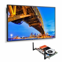 """NEC 43"""" Ultra High Definition Commercial Display with Built-In Intel PC - ME431-PC5"""