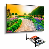 """NEC 43"""" Ultra High Definition Professional Display with Built-In Intel PC - M431-PC5"""