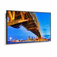 """NEC 43"""" Ultra High Definition Professional Display with Integrated ATSC/NTSC Tuner - ME431-AVT3"""