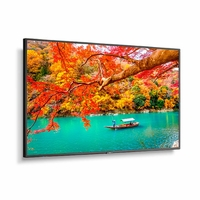 """NEC 43"""" Wide Color Gamut Ultra High Definition Professional Display with integrated SoC MediaPlayer with CMS platform - MA431-MPI4E"""