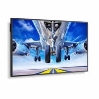 """NEC 43"""" Wide Color Gamut Ultra High Definition Professional Display with integrated SoC MediaPlayer with CMS platform - P435-MPI4E"""