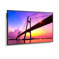 """NEC 50"""" Ultra High Definition Commercial Display with Integrated ATSC/NTSC Tuner - ME501-AVT3"""