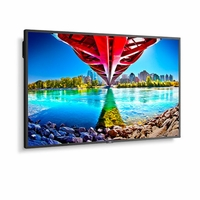 """NEC 55"""" Ultra High Definition Commercial Display with Integrated ATSC/NTSC Tuner - ME551-AVT3"""