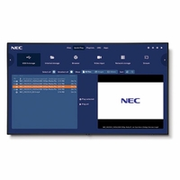 """NEC 98"""" UHD Signage Display with Built-in PC - V984Q-PC4"""