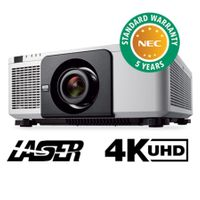 NEC NP-PX1005QL-W-18 Laser Projector