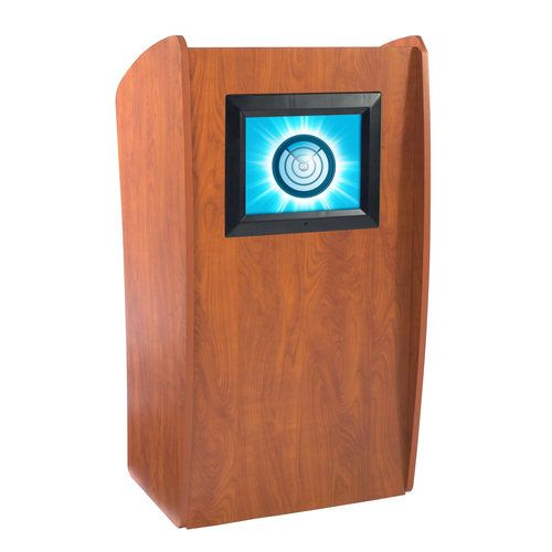 Oklahoma Sound The Vision Lectern (with Screen, Non-Sound) - 612