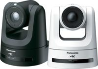 Panasonic 4K Integrated PTZ Camera, White Model - AW-UE100W