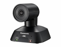Panasonic Wide Angle 4K PTZ Camera with IP Streaming, Black Model - AW-UE4KG