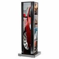 Peerless Four Sided Portrait-in-Portrait Kiosk - KIP586-4LG
