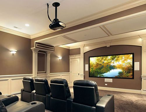 Pro Series HD1 Complete Home Theater Package