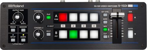 Roland 3G-SDI Video Switcher - 4 channel SDI/HDMI - V-1SDI