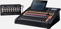 Roland 40x22 Digital Mixing System (iPad not included) - M200i-EXP