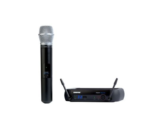 Shure Handheld Wireless System, X8 Frequency - PGXD24/SM86-X8