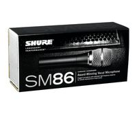 Shure Vocal Microphone - SM86