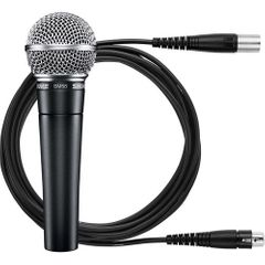 Shure Vocal Microphone w/ 25' XLR cable - SM58-CN