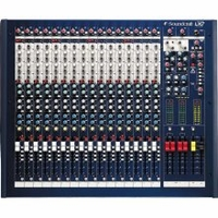 Soundcraft / Spirit LX7ii - 16 Channel Recording Mixer - RW5674