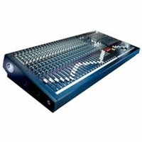 Soundcraft / Spirit LX7ii - 24 Channel Recording Mixer - RW5675