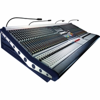Soundcraft / Spirit MH2 24 Channel Console - 24 Mono, 4 Stereo, 10 Aux, 8 Groups, 4 Matrix - RW5714SM