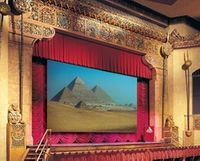 Stage/Large Venue Electric Screens