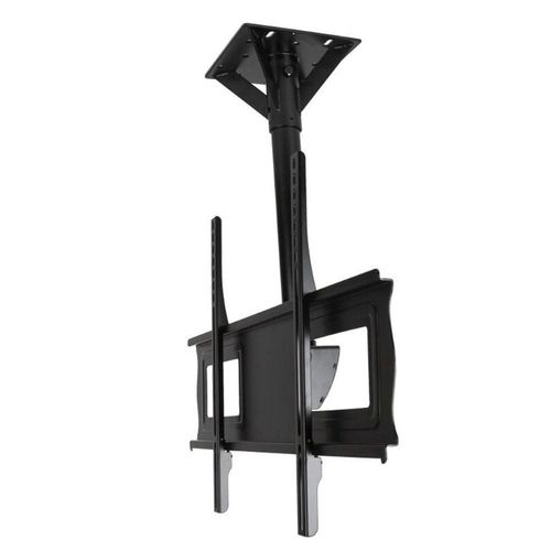"""Sunbrite  Ceiling Mount with Tilt for TVs 37"""" to 80"""" and includes 18"""" fixed pole - SB-CM-T-L-BL"""