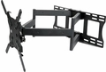 "Sunbrite  Dual Arm Articulating Wall Mount with tilt, swivel and pan for 49"" - 80"" Outdoor TVs - SB-WM-ART2-XL-BL"