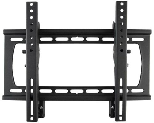 """Sunbrite  Dual Ceiling Mount with tile for TVs 22"""" to 43"""" and includes 18"""" fixed pole - SB-CM-DT-M-BL"""