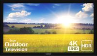 "Sunbrite Full Sun 55"" Pro 2 Series 4K Ultra HDR Full Sun Outdoor TV - 1000 NITS - SB-P2-55-4K-BL"