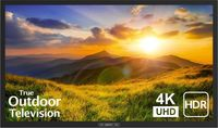 "Sunbrite Partial Sun 43"" Signature 2 Series 4K Ultra HDR Partial Sun Outdoor TV-Black - SB-S2-43-4K-BL"