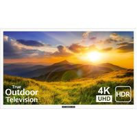 "Sunbrite Partial Sun 43"" Signature 2 Series 4K Ultra HDR Partial Sun Outdoor TV-White - SB-S2-43-4K-WH"