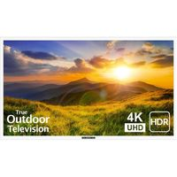 "Sunbrite Partial Sun 55"" Signature 2 Series 4K Ultra HDR Partial Sun Outdoor TV-White - SB-S2-55-4K-WH"