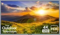 "Sunbrite Partial Sun 65"" Signature 2 Series 4K Ultra HDR Partial Sun Outdoor TV-Silver - SB-S2-65-4K-SL"